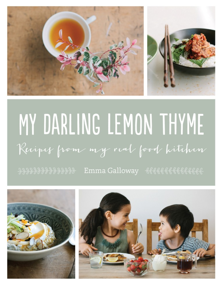 my darling lemon thyme cover