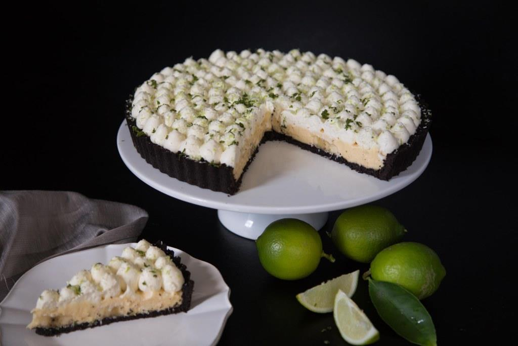 Lime Banana Pie2