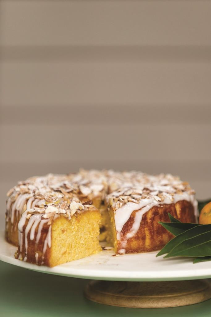 Orange And Almond Cake Nourish Magazine